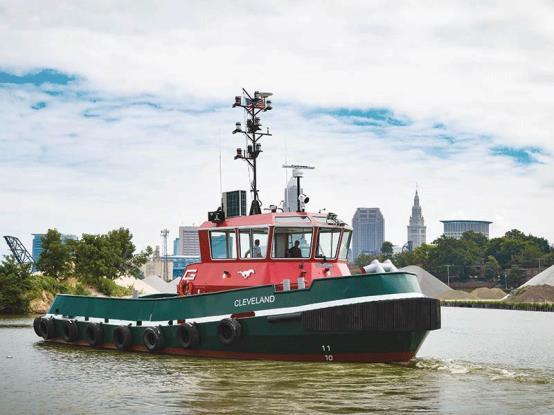 """MTU为""""重要船舶""""提供动力"""