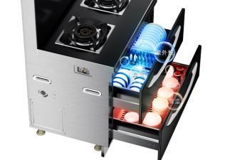 厨房的最需-蓝炬星AIoT&周迅•R6智能集成灶